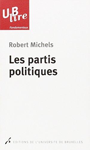 9782800414430: les partis politiques