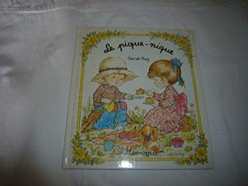 9782800600376: Le Pique-nique (Rêves d'enfants-Sarah Kay)