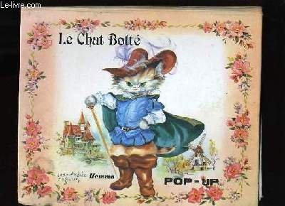 LE CHAT BOTTE: LAGARDE, LUCE-ANDRE