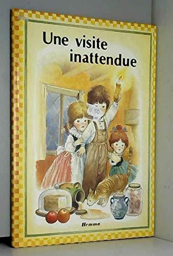 Une Visite inattendue (À l'orée du bois): Marie-Claire Suigne José