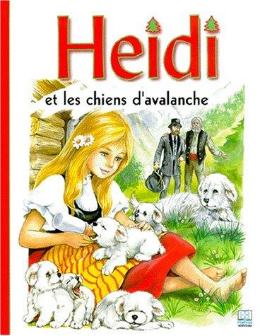 9782800614779: Heidi et les chiens d'avalanches