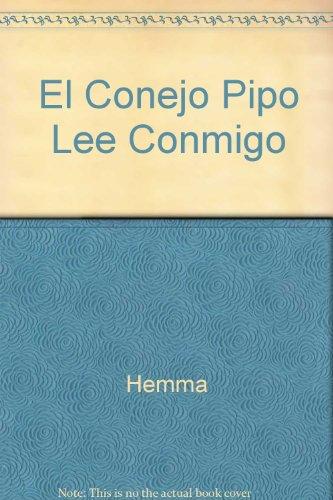 9782800614953: El Conejo Pipo Lee Conmigo