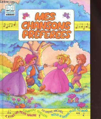 Collection Mes Chansons Preferees (Serie 1973)