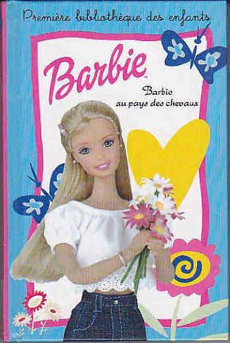9782800629865: Barbie au pays des chevaux