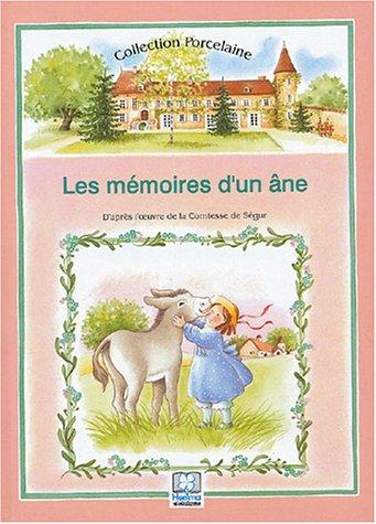 9782800633244: Les mémoires d'un âne