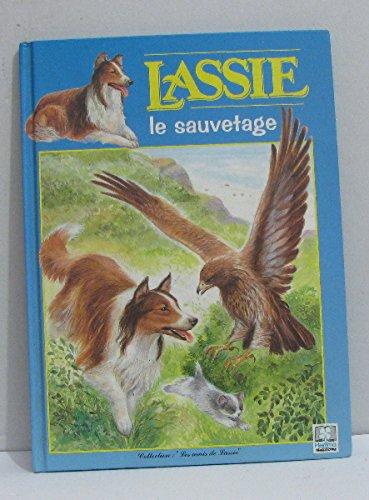 Lassie le sauvetage: Macias-Sampedro José-Luis (Illustrations)
