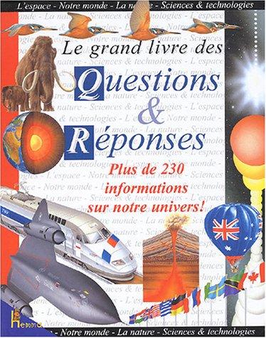 9782800656052: Le grand livre des questions & r�ponses