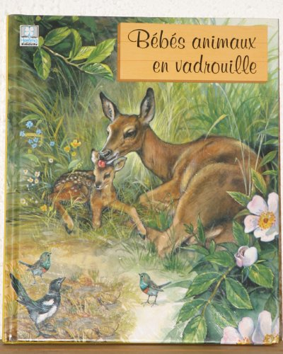 9782800657387: Bebes animaux en vadrouille