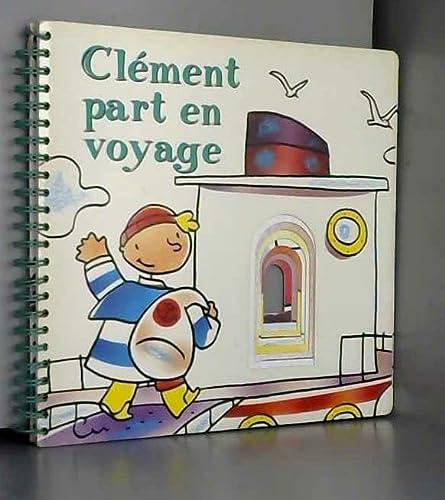 9782800666983: Clément part en voyage