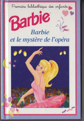9782800667638: Barbie & le mystere de l'opéra