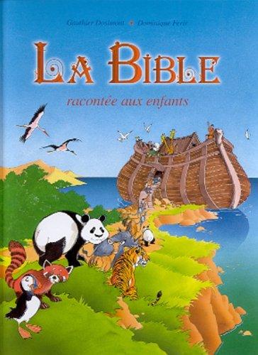 9782800668239: La Bible racontée aux enfants