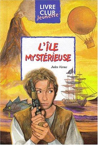 L'Île mystà rieuse [Jan 01, 2000] Verne,: Jules Verne