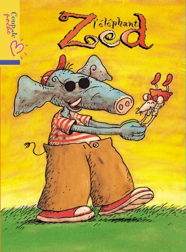 9782800677248: Zed l'éléphant