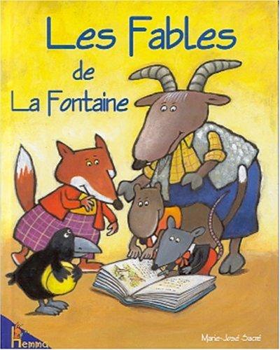 Les Fables de La Fontaine: n/a
