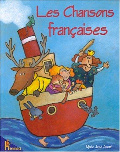 9782800678818: Les chansons françaises