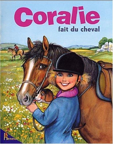 9782800681733: Coralie à cheval