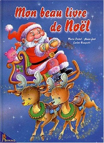 9782800683980: Mon beau livre de Noël