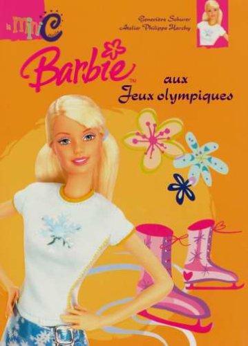 9782800686370: Barbie aux Jeux Olympiques