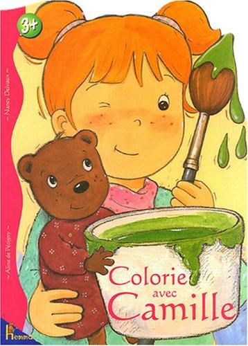 9782800688671: Colorie avec Camille