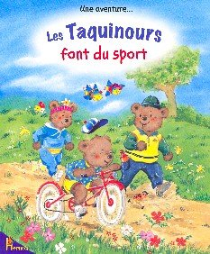 9782800689234: Les Taquinours font du sport