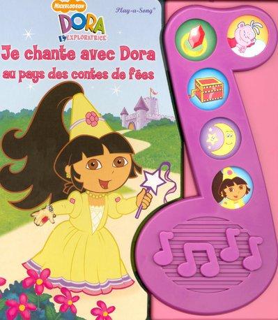 9782800694528: Je chante avec Dora au pays des contes de fées