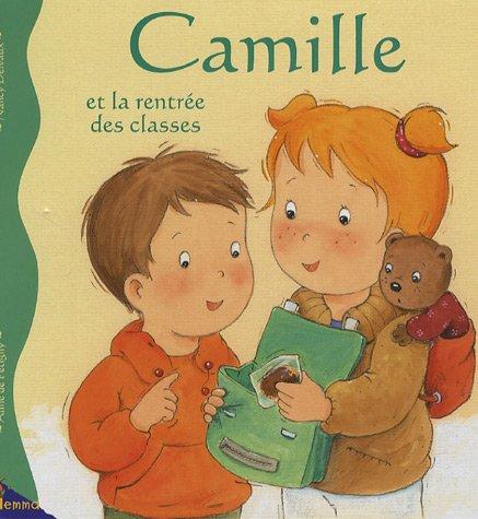 9782800695679: Camille et la rentrée des classes