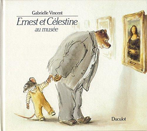 9782801105597: Ernest et Célestine au musée