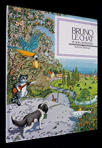 9782801106112: Bruno le chat et son orchestre
