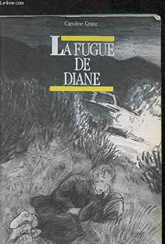 9782801106563: La fugue de Diane