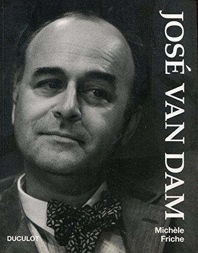 9782801107669: Jose van Dam (French Edition)