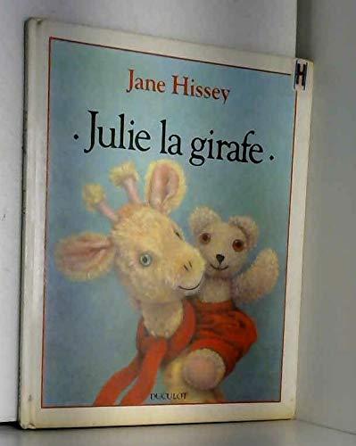 9782801109359: Julie la girafe