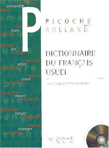9782801112953: Dictionnaire du français usuel. CD-ROM