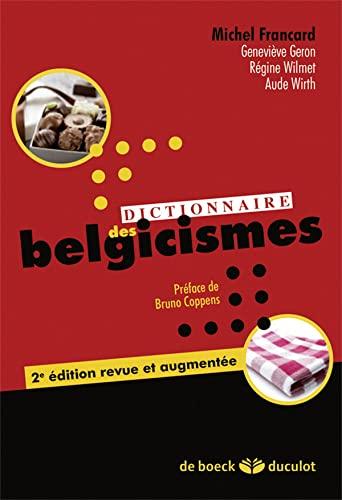 9782801117569: Dictionnaire des belgicismes