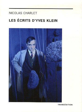 9782802500209: Les �crits d'Yves Klein