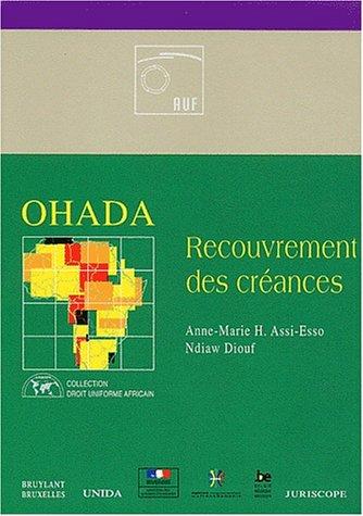 OHADA - Recouvrement de créance: Assi-Esso, H.