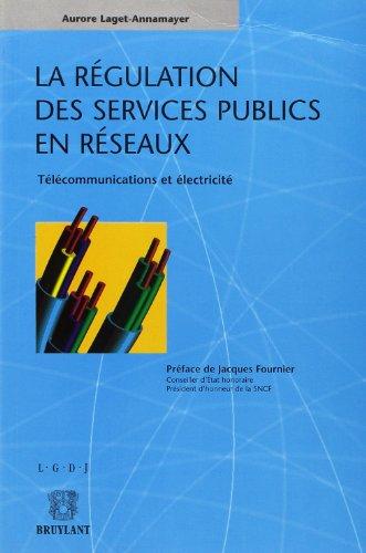 9782802715894: R�gulation des services publics