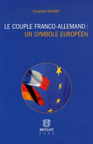 9782802721383: couple franco-allemand:un symbole europe