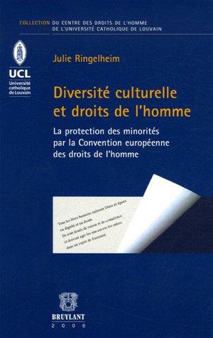 Diversité culturelle et droits de l'homme : Julie Ringelheim