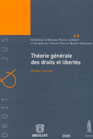 9782802723097: Th�orie g�n�rale des droits et libert�s