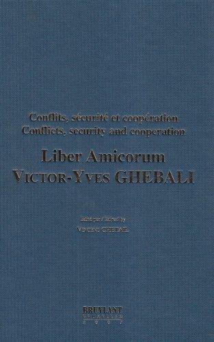 conflits, sécurité et coopération ghebali: Vincent Chetail