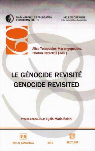 9782802730071: Le génocide revisité : Edition français - anglais