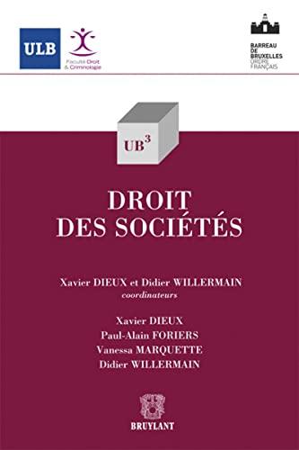 Droit des sociétés: Didier Willermain, Xavier Dieux