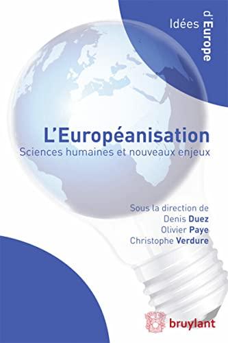 9782802737902: L' européanisation