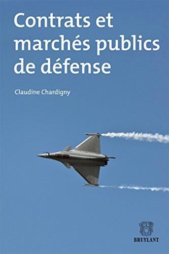 9782802738756: Contrats et marchés publics de défense