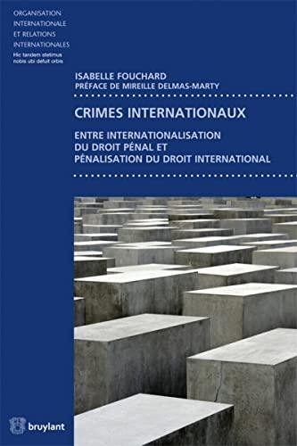 Crimes internationaux: Isabelle Fouchard