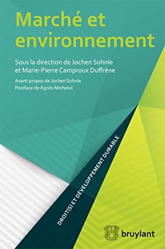 Marché et environnement: Sohlne Camproux Duf