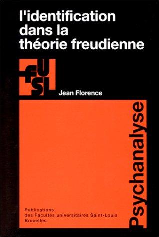 9782802800118: L'Identification dans la théorie freudienne