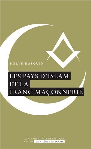 9782803103362: Les pays d'Islam et la franc-maçonnerie