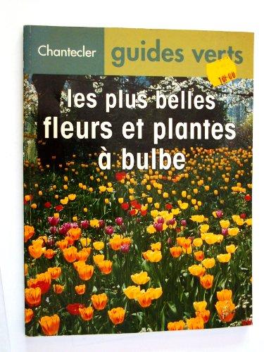 Les Plus Belles Fleurs Et Plantes A Bulbe: Collectif