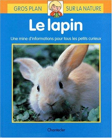 9782803431731: Gros plan sur la nature 6. Le lapin